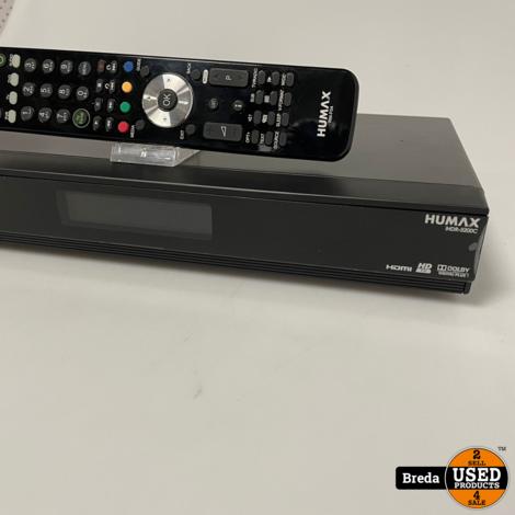 Humax IHDR-5200C Decorder   Incl AB   Met Garantie