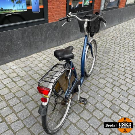 LinBike Classic Lage instap   Wielmaat 28    Met Garantie