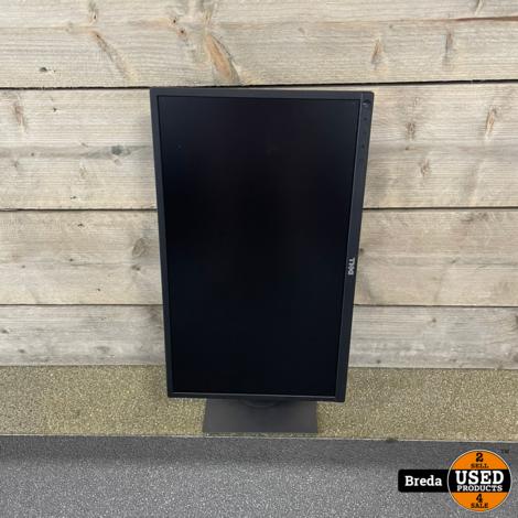 Dell P2217 22 Inch monitor   Nette staat met garantie