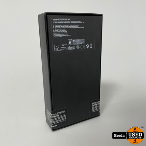 Samsung S21+ 5G 128GB Silver | Nieuw in seal met bon