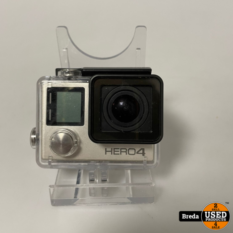 GoPro Hero 4 Actiecamera | incl Bescherming | Met Garantie