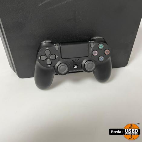 Playstation 4 Slim 500GB   Met controller   Met garantie