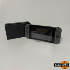 Nintendo Switch Grijs   Met dock en hoes   Met garantie
