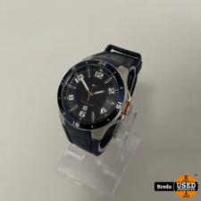 Tommy Hilfiger Horloge Blauw    Gebruikte staat