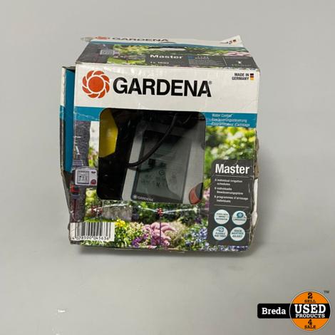 Gardena Master 1892 Besproeiingscomputer   Nette staat