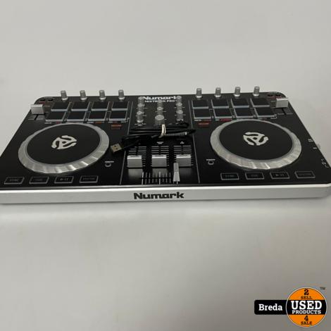 Numark Mixtrack Pro 2 DJ Controller | Met garantie