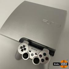 Playstation 3 Slim 160GB Zilver | Met controller