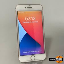 iPhone 7 32GB Rose Goud | Nette staat Met garantie
