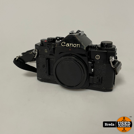 Canon A1 Fotocamera | Met Garantie