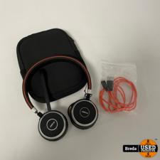 Jabra 65 MS Stereo Koptelefoon   Nieuwstaat met garantie