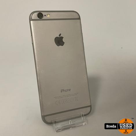 Apple iPhone 6 Space Grey | Met Garantie