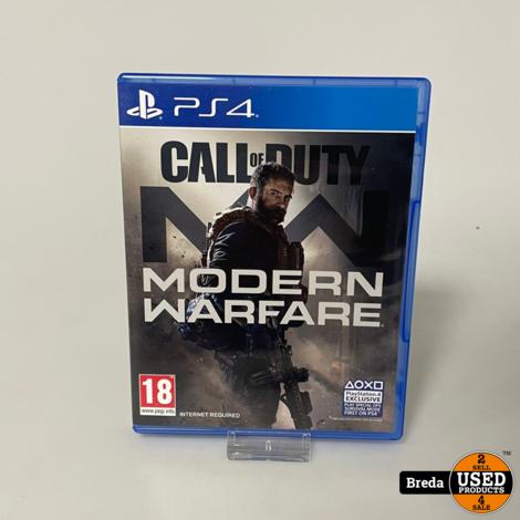 Call of Duty Modern Warfare | Playstation 4 | Met Garantie
