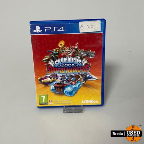 Skylanders SuperChargers | Playstation 4 | Met garantie