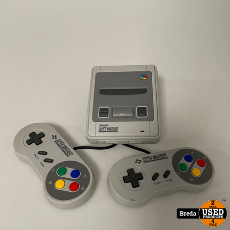 Nintendo classic mini | 2 Controller | Met Garantie