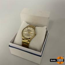 Pulsar Horloge Goud| Nette Staat met Garantie