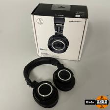 Audio-Technica ATH-M50xBT Zwart | In doos met garantie