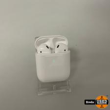 Apple AirPods Gebruikt | Met garantie