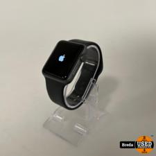 Apple Watch Serie 3 42mm Zwart | Gebruikte staat