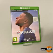 Fifa 22 | XBOX One Met Garantie