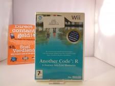 Wii Game | Another Code  : R | Met garantie
