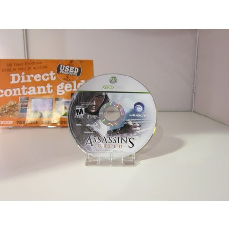 Xbox 360 Game - Assassins Creed - Losse Disc
