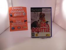 PS2 Game - Dr. Dolittle met garantie