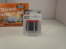 Alkaline AA- Batterij blister 4 stuks