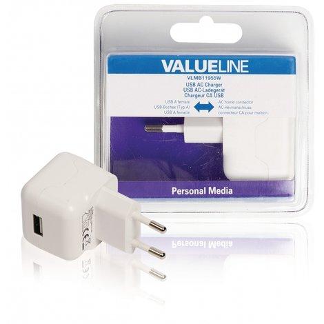 USB stekker 2.0A Nieuw 1 maand garantie