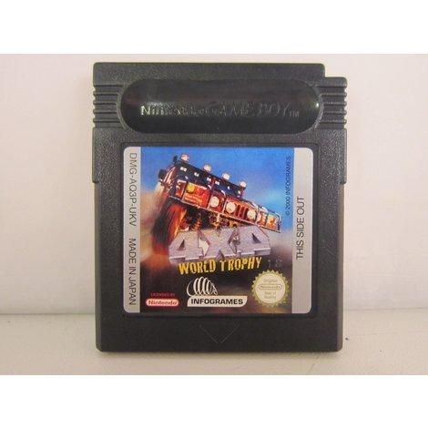 Gameboy 4 X 4 World Trophy
