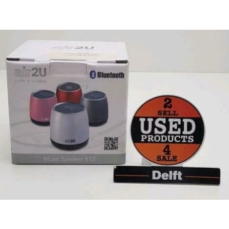 Air2U Bluetooth speaker