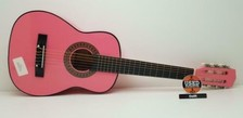 Classic Guitar Roze met 1 maand garantie!