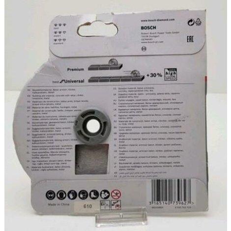 Bosch diamantschijf 2608603630 nieuw 1 maand garantie!!!