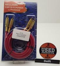 Bellson Car HI-FI power nieuw in verpakking