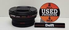 Axpro 0.5x L.C.67mm DSLR PRO mc af digital wide lens W/macro incl 1 maand garantie