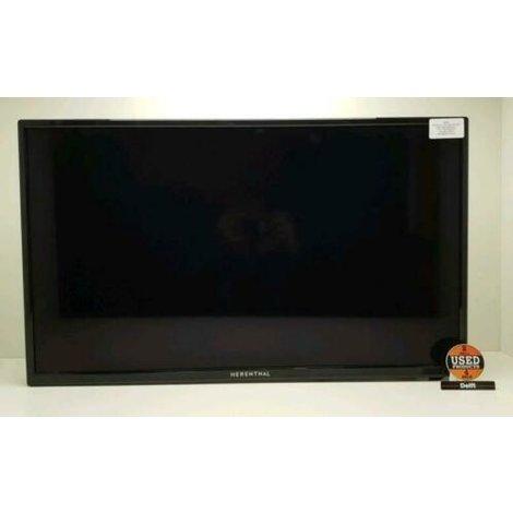 herental tv 32 inch smart HD ready zonder afstandsbediening met 1 maand garantie