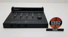 Vivanco Vivanco MXV 010 audio mixer incl 1 maand garantie