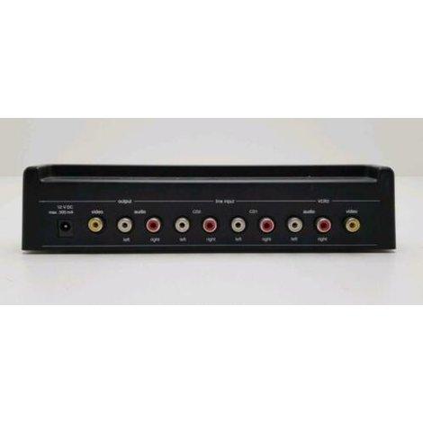 Vivanco MXV 010 audio mixer incl 1 maand garantie