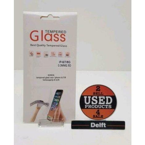tempered glass voor Iphone 6/7/8