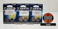 Varta cr2025 lithium batterij nieuw in blister
