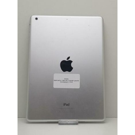 Apple ipad air 16gb wifi 3 maanden garantie