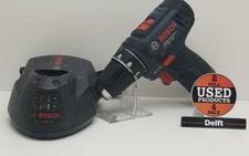 Bosch GSR 10,8-2-LI Accu-schroefboormachine 10,8 Volt 2.0Ah Professional met oplader incl 1 maand garantie