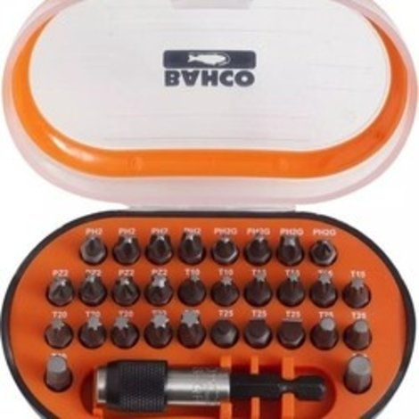 BAHCO Bitset 31 stuks 59S/31-1