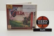3 DS The Legend of Zelda ocarina of Time 3d 1 maand garantie