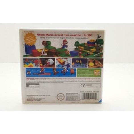 3DS Super Mario 3D Land 1 maand garantie