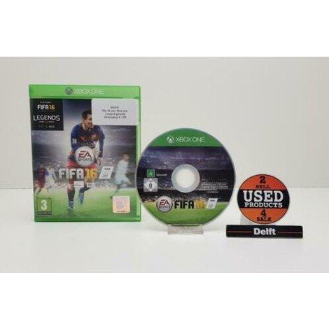 Fifa 16 voor Xbox one 1 maand garantie