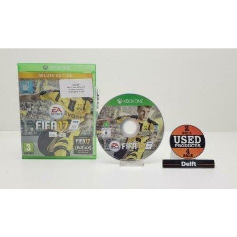 Fifa 17 voor Xbox one 1 maand garantie