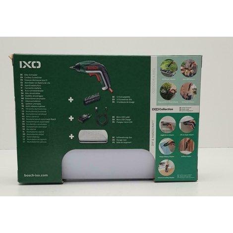 Bosch IXO V Basic Nieuw in doos 1 maand garantie