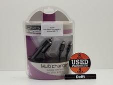 Multi charger voor nintendo ds