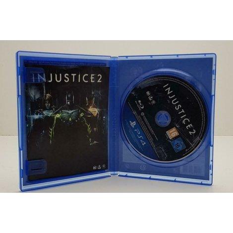 Injustice 2 voor playstation 4 met 1 maand garantie