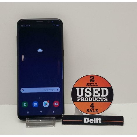 Samsung Galaxy S8 plus 64GB Black met 3 maanden garantie